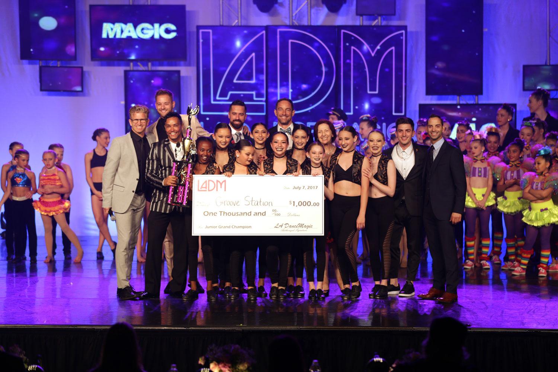 Xtreme Dance Challenge Winners La Dance Magic